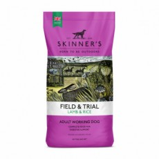 Skinner's Field & Trial Adult (Lamb & Rice) 15kg