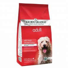 Arden Grange Adult (Frresh Chicken & Rice) 12kg