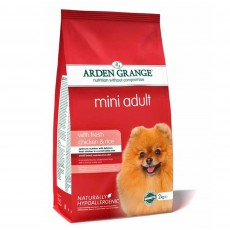 Arden Grange Mini Adult (Fresh Chicken & Rice) 2kg