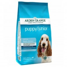 Arden Grange Puppy/Junior (Fresh Chicken and Rice) 2kg