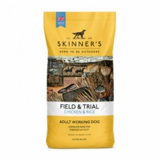 Skinner's Field & Trial Adult (Chicken & Rice) 2.5kg