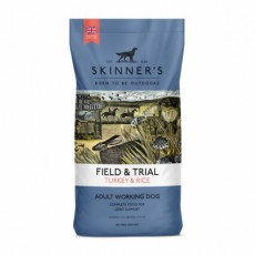 Skinner's Field & Trial Adult (Turkey & Rice) 2.5kg