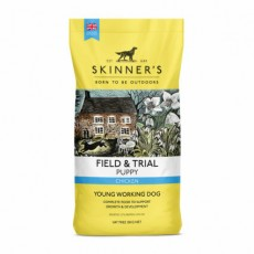 Skinner's Field & Trial Puppy (Chicken & Rice) 2.5kg
