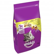 Whiskas 1+ Dry Cat Food (Chicken) 7kg