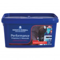 Dodson and Horrell Performance Vitamins and Minerals