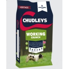 Chudleys Working Crunch (15kg)