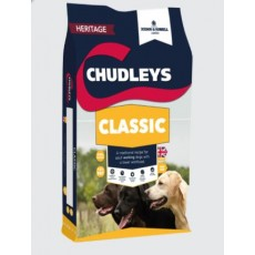Chudleys Classic Dog Food (15kg)