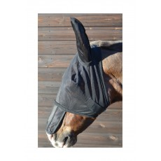 Hy Equestrian Fly Mask with Sunshield and Ears