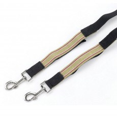 Hy Elasticated Side Reins (Black)