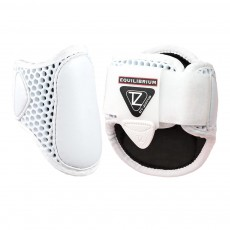 Equilibrium NEW Tri-Zone Fetlock Boot (White)