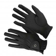 K M Elite ProGrip Gloves (Black)