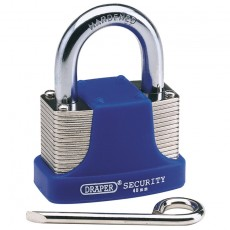 Draper 48mm Resetable 4 Number Combination Padlock