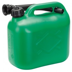 Draper 5L Plastic Fuel Can