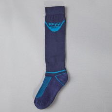 Toggi Sport Women's Reflex Compression Socks (Navy/Deep Teal)