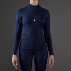 Toggi Sport Women's Reflector Technical Base Top (Navy)