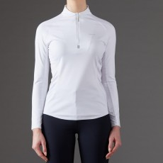 Toggi Sport Women's Reflector Technical Base Top (White)