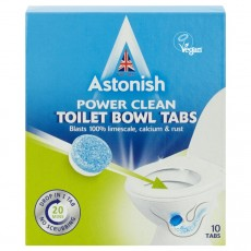 Astonish Toilet Bowl Cleaner Tabs