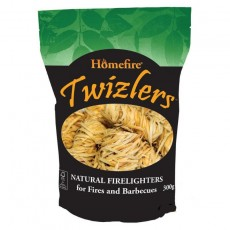 Homefire Twizzlers Natural Firelighters (24pk)