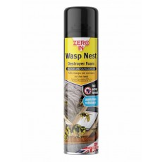 Zero In Wasp Nest Destroyer Aerosol (300ml)