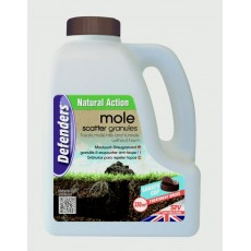 Defenders Mole Repellent Scatter Granules (450g)