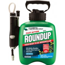 Round Up Pump and Go (2.5L)