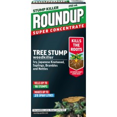 Round Up Tree Stump and Rootkiller (250ml)