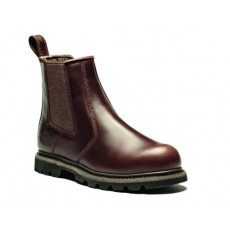 Dickies (Ex Display) Fife Work Boots (Brown)