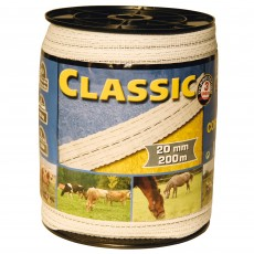 Classic Fencing Tape (200m X 20mm)