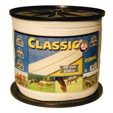 Classic Fencing Tape (200m X 40mm)