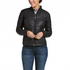 Ariat Womens Volt 2.0 Insuluated Jacket (Black)