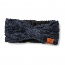 Ariat Cable Headband (Navy)