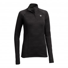 Ariat Women's Lowell 2.0 Base Layer (Black Reflective)
