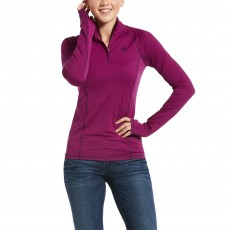 Ariat Women's Lowell 2.0 Base Layer (Imperial Violet)