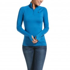 Ariat Women's Lowell 2.0 Base Layer (Blue Dawn)