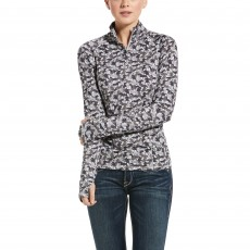 Ariat Women's Lowell 2.0 Base Layer (Grey Camo)