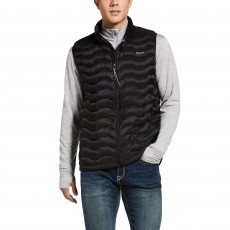 Ariat Men's Ideal V Down Vest (Black)