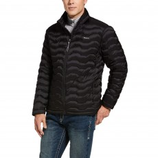 Ariat Men's Ideal V Down Jacket (Black)