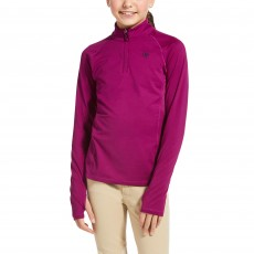 Ariat Youth Lowell 2.0 Base Layer (Imperial Violet)