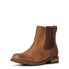 Ariat Women's Wexford Waterproof (Weathered Brown)