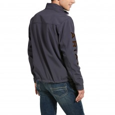 Ariat Men's New Team Softshell Jacket (Periscope)