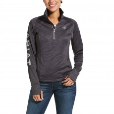 Ariat Women's Tek Team 1/2 Zip Sweatshirt (Periscope Heather)