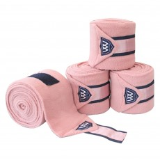 Woof Wear Vision Polo Bandages (Rose Gold)