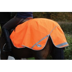 Weatherbeeta 300d Reflective Exercise Sheet (Orange)