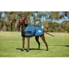 Weatherbeeta Comfitec - Classic Dog Coat (Dark Blue)