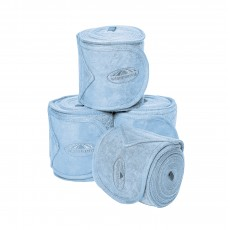 Weatherbeeta Fleece Bandage 4 Pack (Denim)