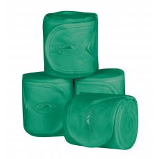 Weatherbeeta Fleece Bandage 4 Pack (Emerald)