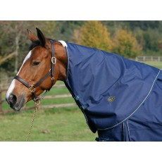 Mark Todd Lightweight Turnout Neck Cover (Navy)