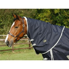 Mark Todd Autumner Turnout Neck Cover (Ink & Grey)