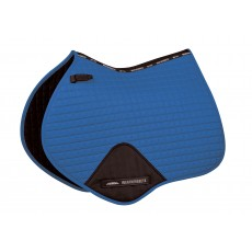 Weatherbeeta Prime Jump Shaped Saddle Pad (Royal Blue)