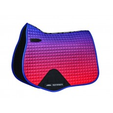 Weatherbeeta Prime Ombre All Purpose Saddle Pad (Stormy Sky)